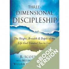 Three-Dimensional Discipleship eBOOK